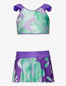 Karibia - uv-bukser - vivid violet