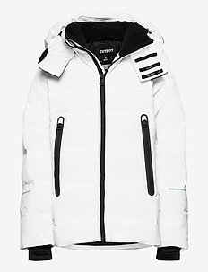Waken - winterjassen - white
