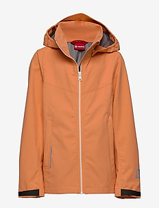 Branten - softshell jacket - peach