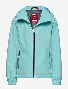 Mist - shell jacket - light turquoise