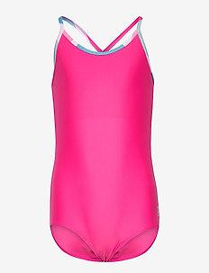 Tropiikki - stroje kąpielowe uv - fuchsia pink
