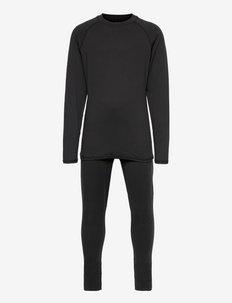 Sportti - thermo ondergoedsets - black