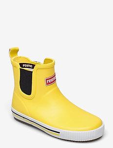 Ankles - gummistövlar - yellow