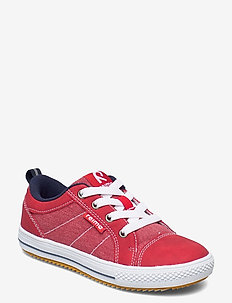 Stadi - lave sneakers - reima red