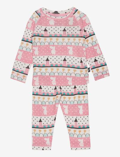 Moomin Trivsam - sets - blush pink