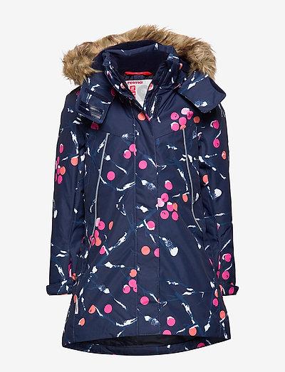 Reimatec winter jacket, Muhvi Navy,104 cm - parkas - navy