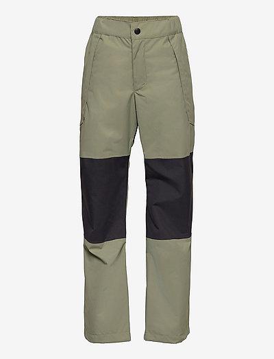 Lento - ski pants - greyish green