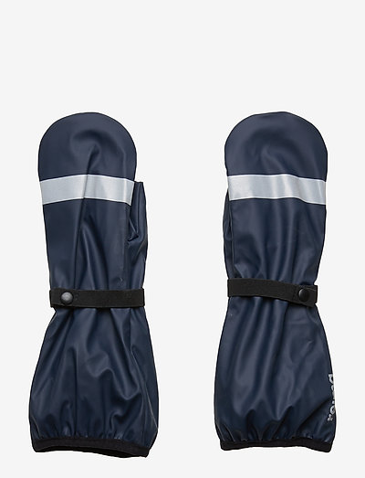 Puro - hatte og handsker - blue