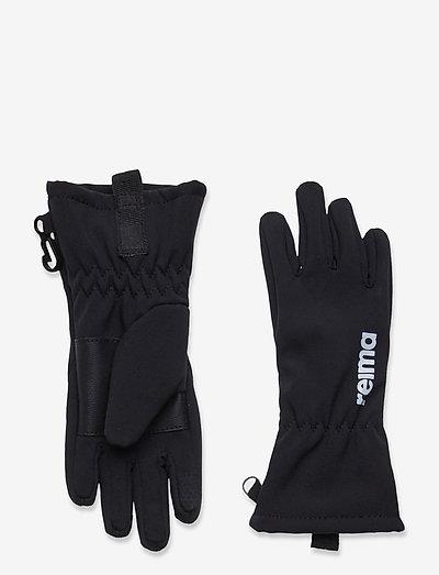 Tehden - gloves - black