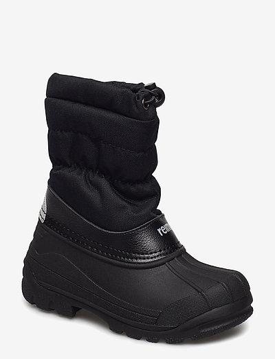 Nefar - winter boots - black