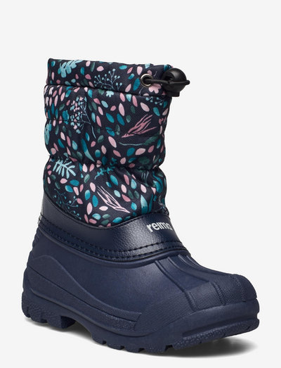 Nefar - winter boots - navy