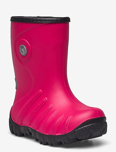 Termonator - winter boots - cranberry pink