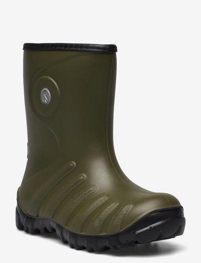 Termonator - winter boots - khaki green