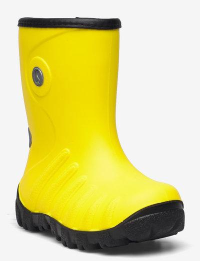 Termonator - winter boots - yellow