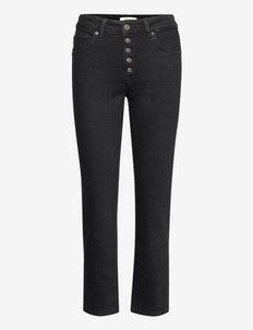 BAILEY - straight jeans - black