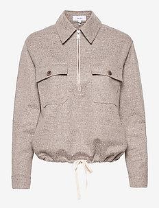 CARSTONE - päällyspaidat - grey