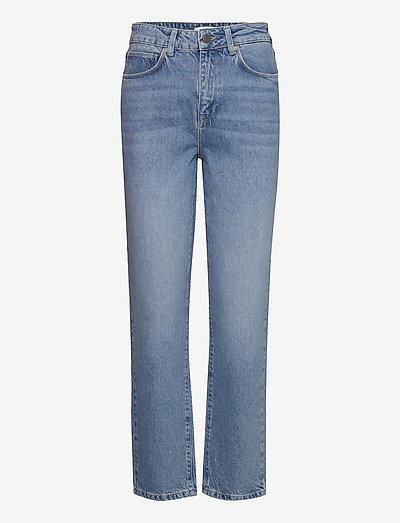 RAYE - straight jeans - pale blue