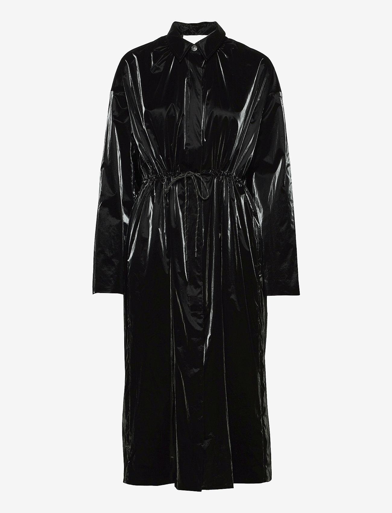 REMAIN Birger Christensen - Violaine Coat - lette frakker - black - 0