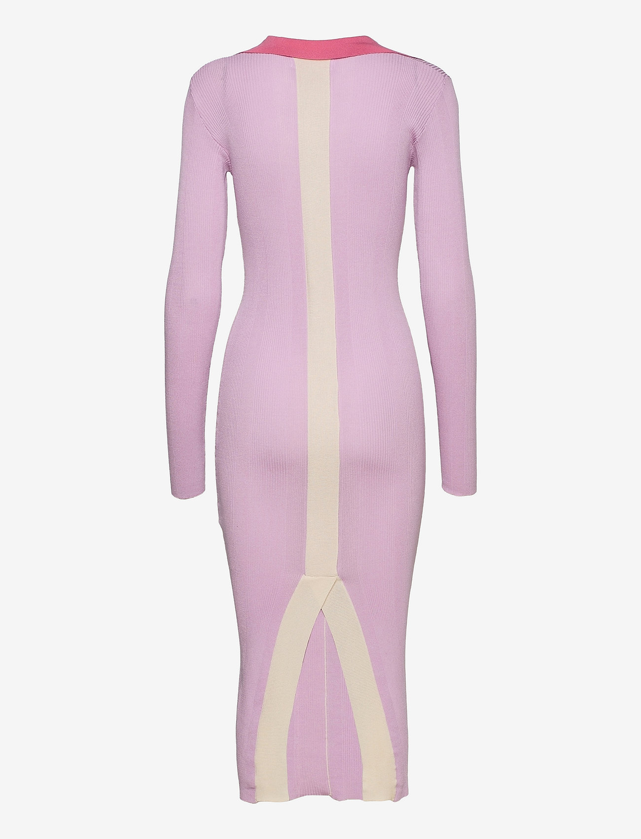 REMAIN Birger Christensen - Joy Dress - sommerkjoler - pink lavender comb - 1