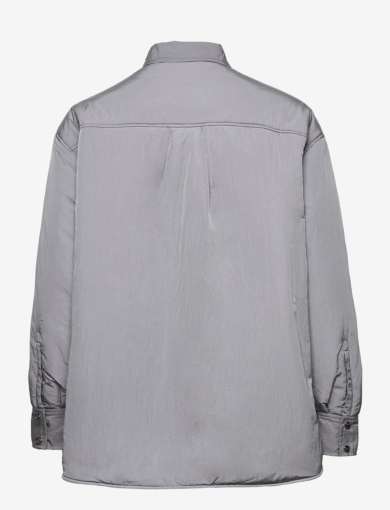 REMAIN Birger Christensen - Evy Shirt - denimskjorter - tradewinds - 1