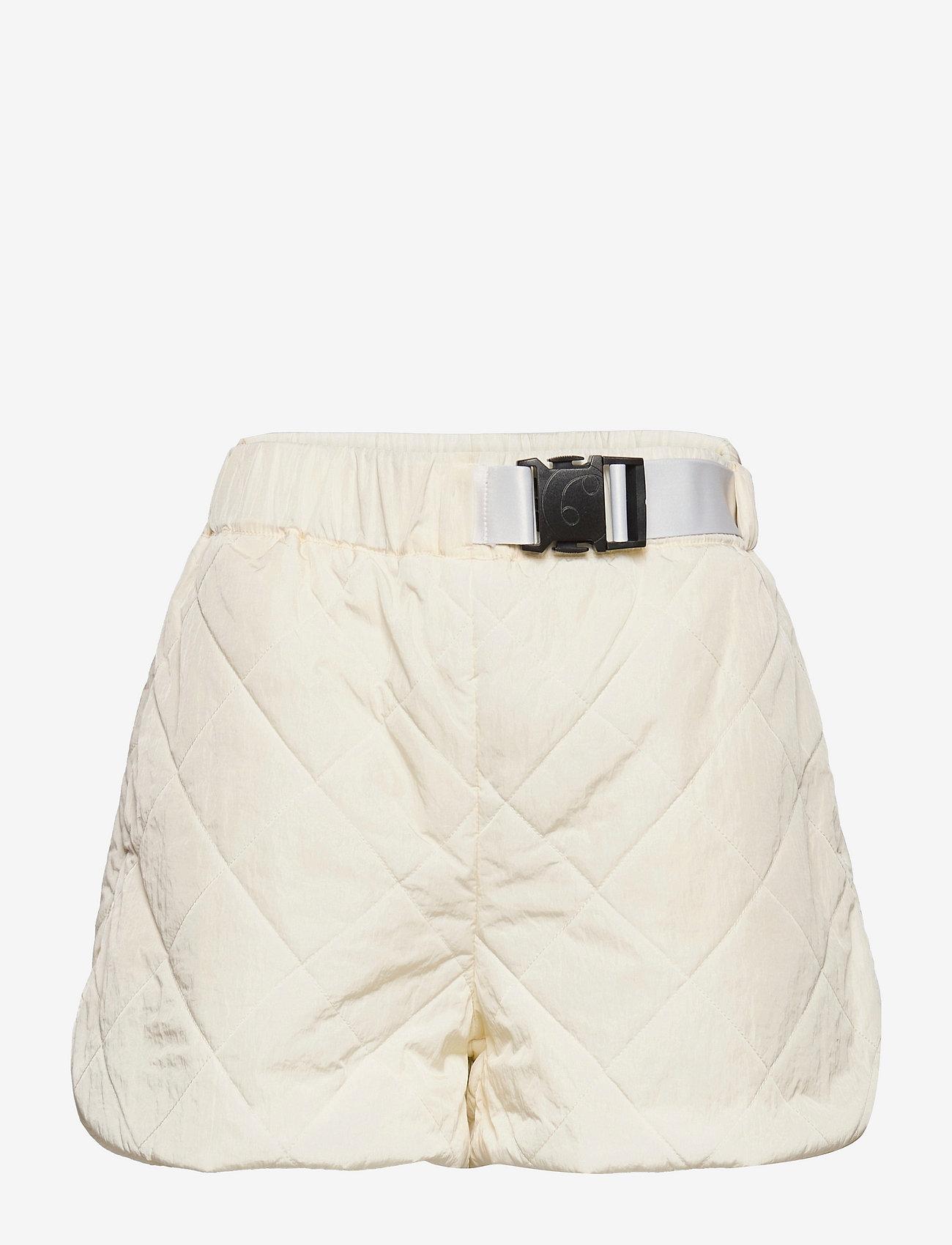 REMAIN Birger Christensen - Lola Shorts - casual shorts - vanilla ice - 0