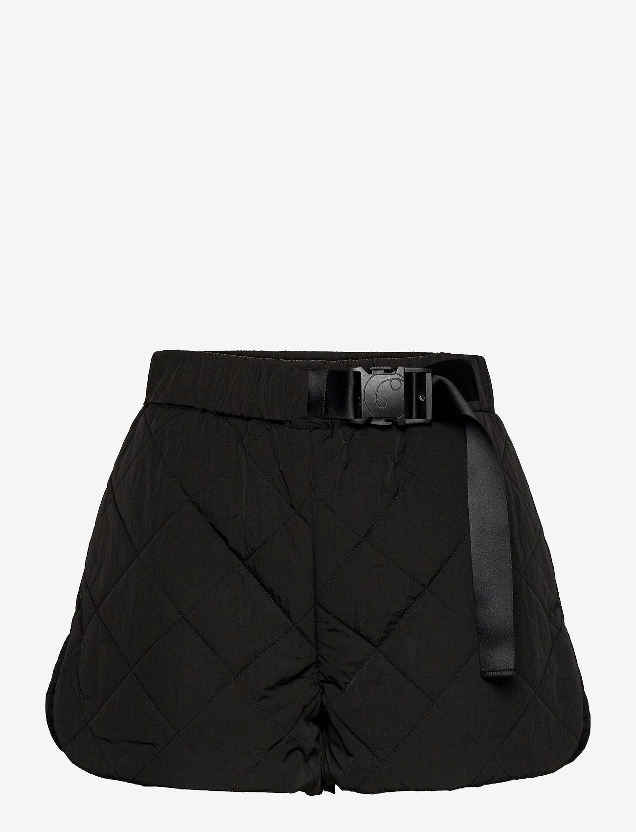 REMAIN Birger Christensen - Lola Shorts - casual shorts - black - 1