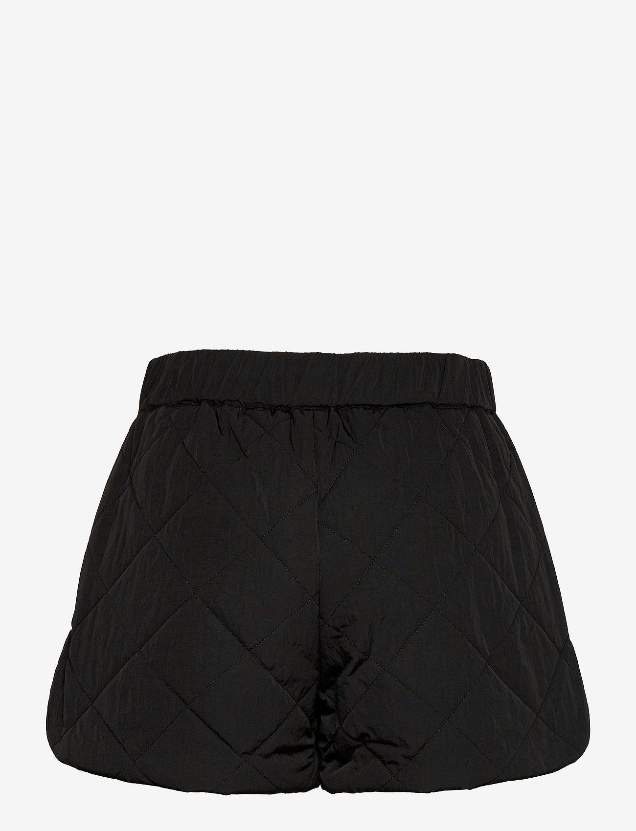 REMAIN Birger Christensen - Lola Shorts - casual shorts - black - 2