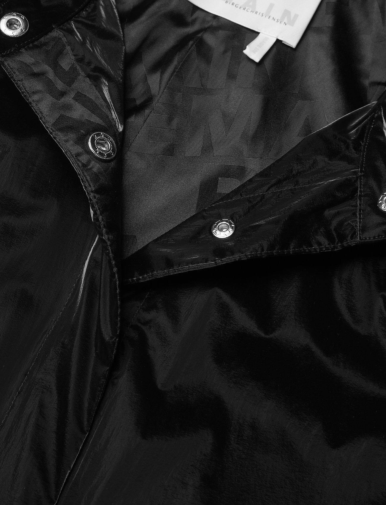 REMAIN Birger Christensen - Violaine Coat - leichte mäntel - black - 2
