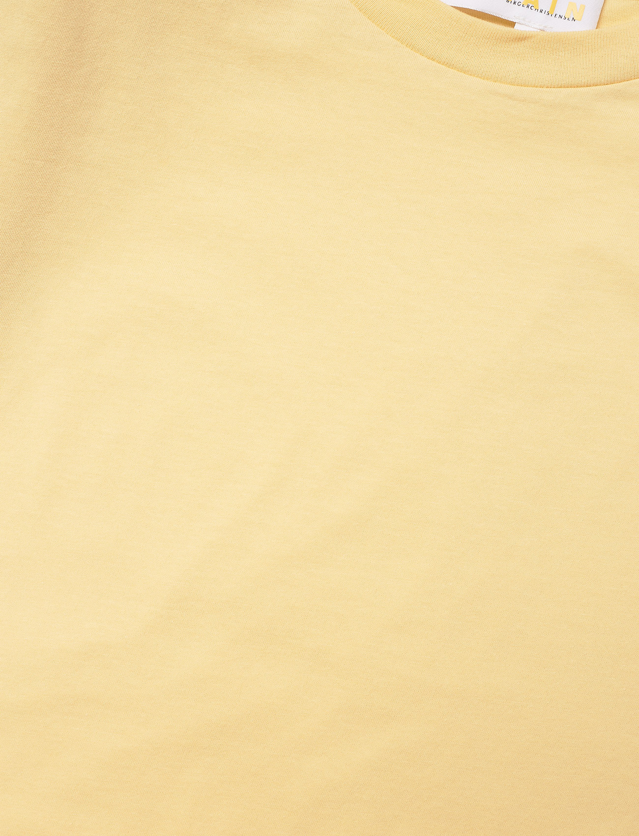 REMAIN Birger Christensen - Xenia O Neck - t-shirts - straw - 2