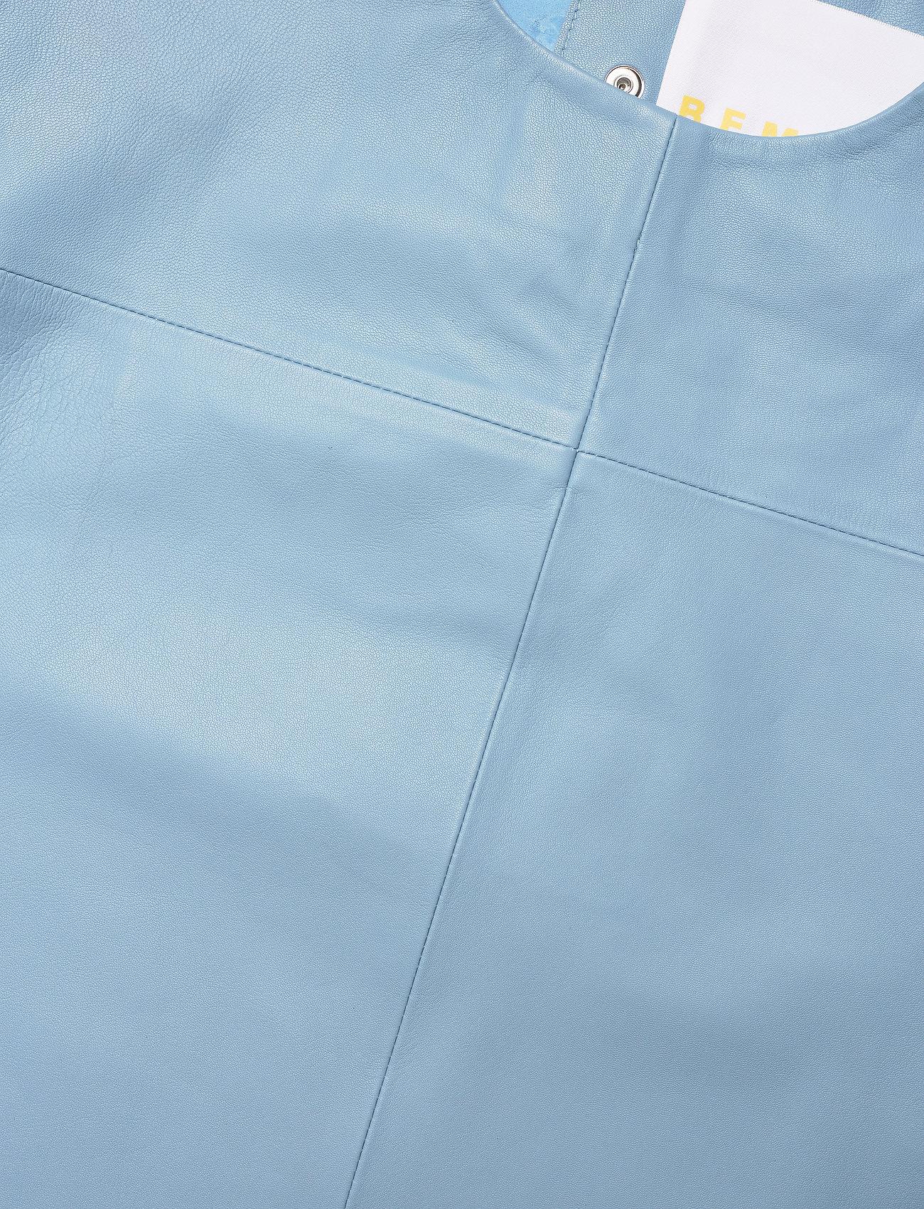 REMAIN Birger Christensen - Audrey Shirt - kortærmede bluser - ashley blue - 2