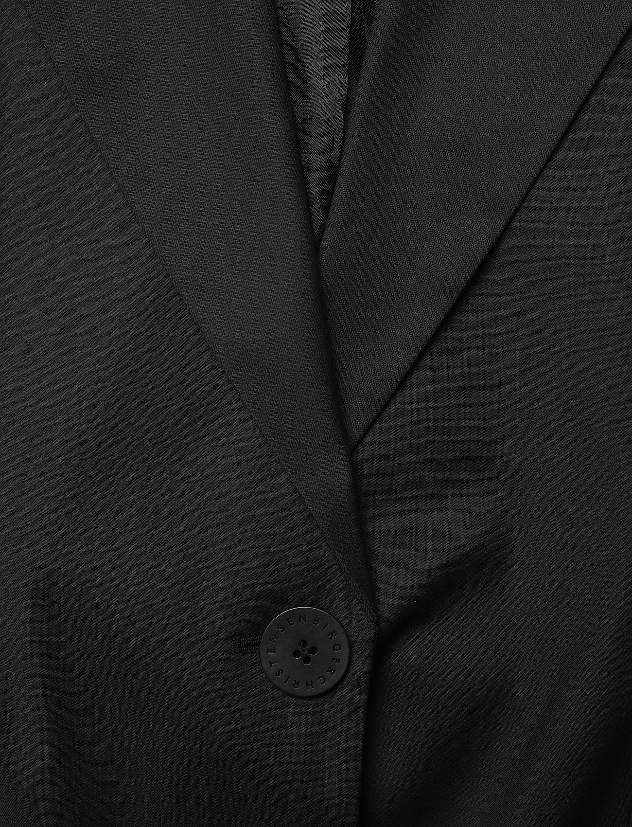 REMAIN Birger Christensen - Carla Blazer - skræddersyede blazere - black - 2