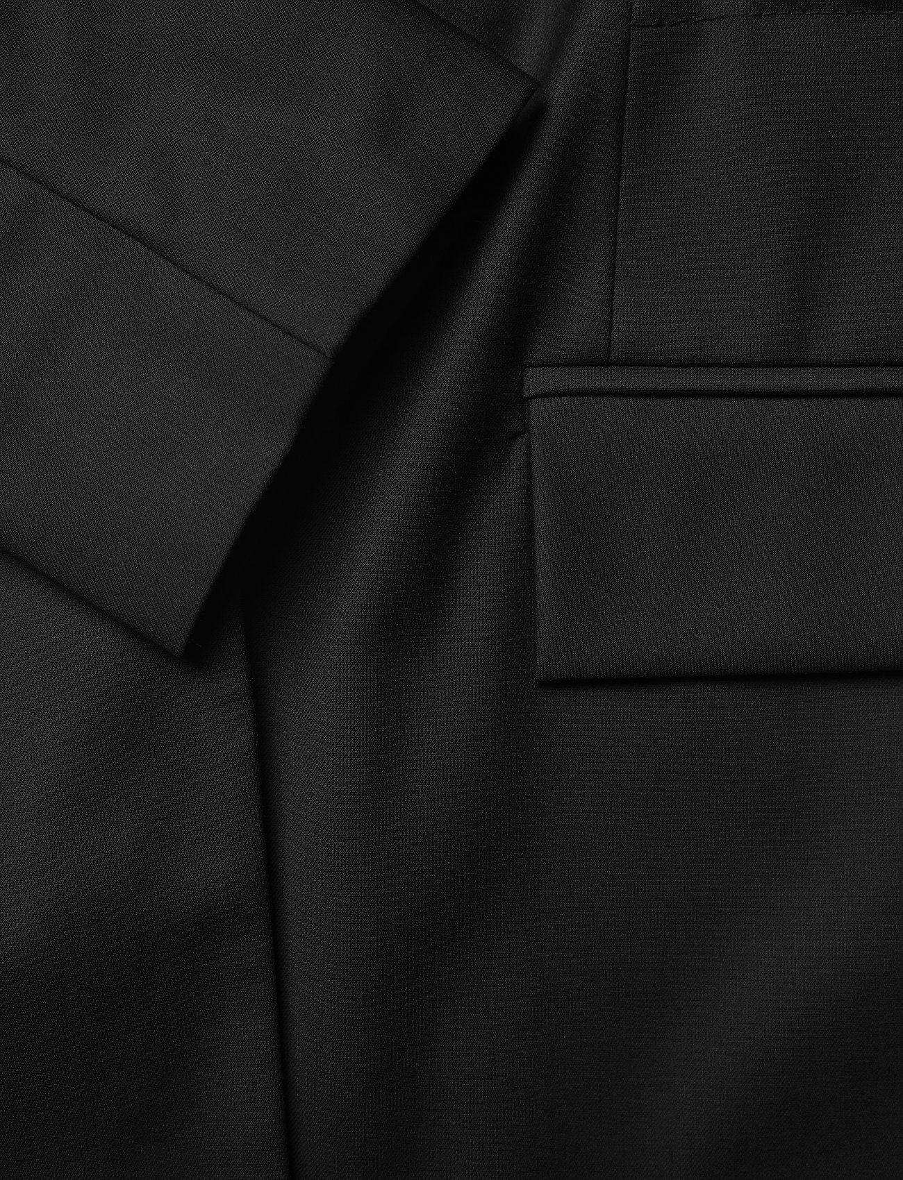 REMAIN Birger Christensen - Carla Blazer - skræddersyede blazere - black - 3