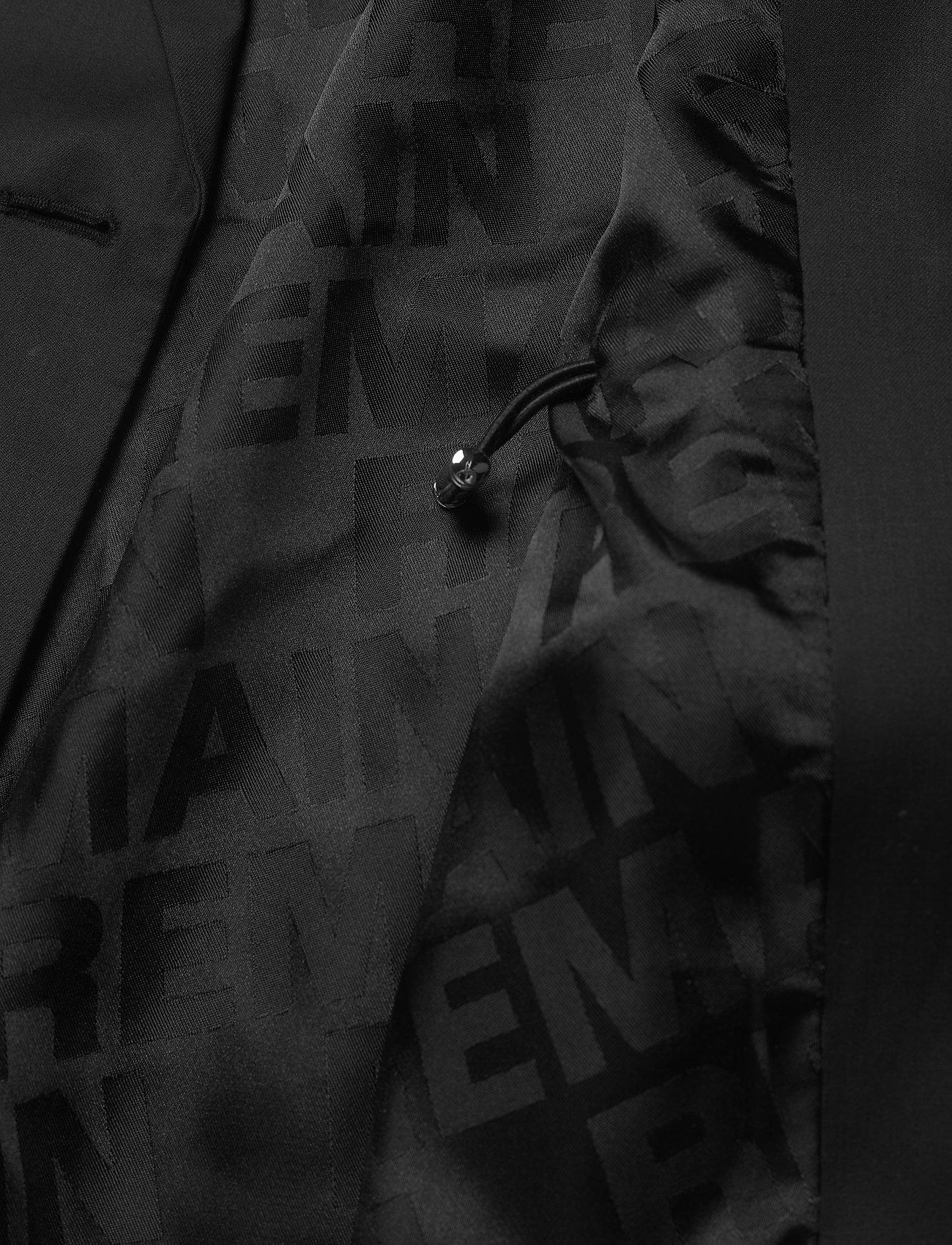 REMAIN Birger Christensen - Carla Blazer - skræddersyede blazere - black - 4
