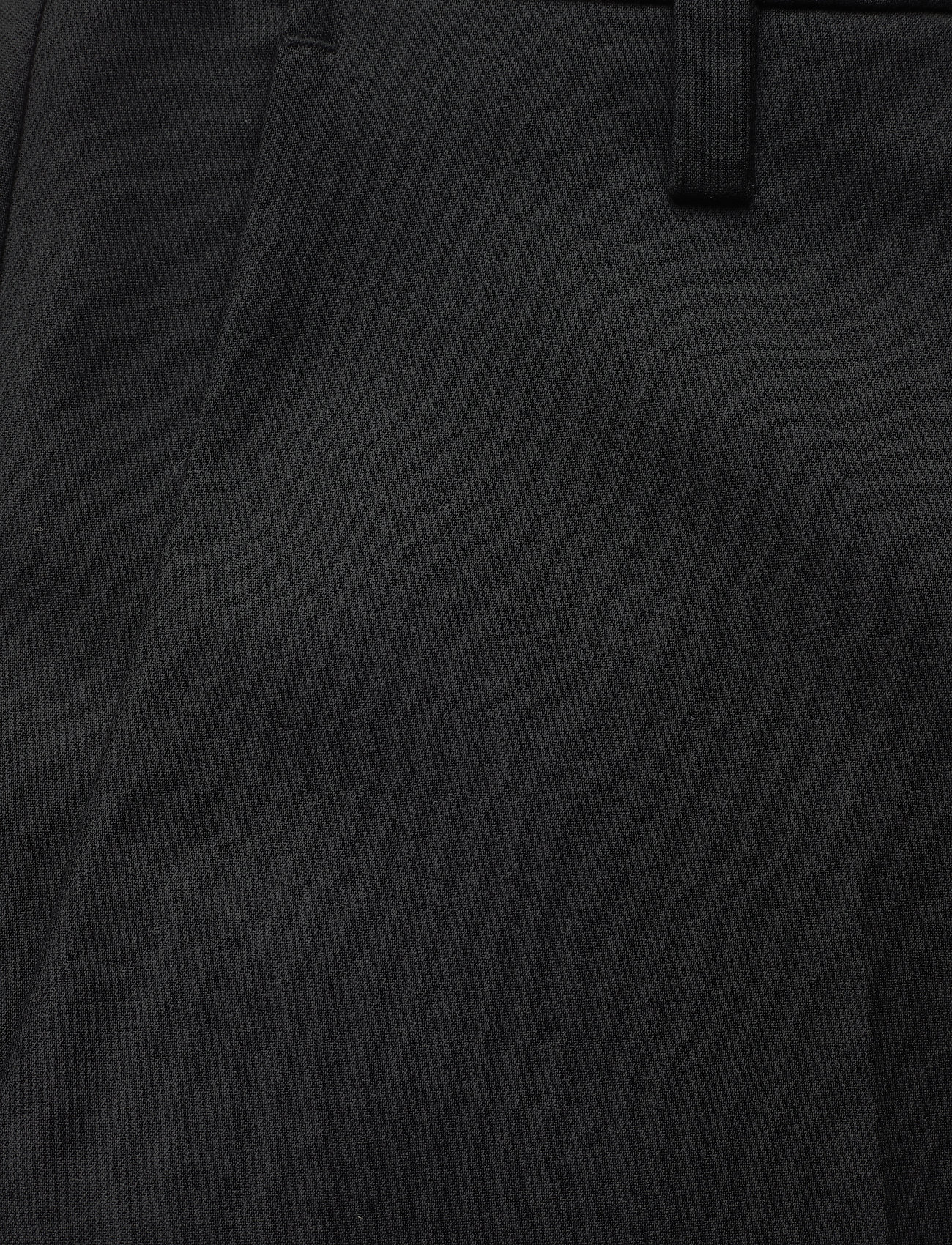 REMAIN Birger Christensen - Maisy Shorts - læder shorts - black - 6