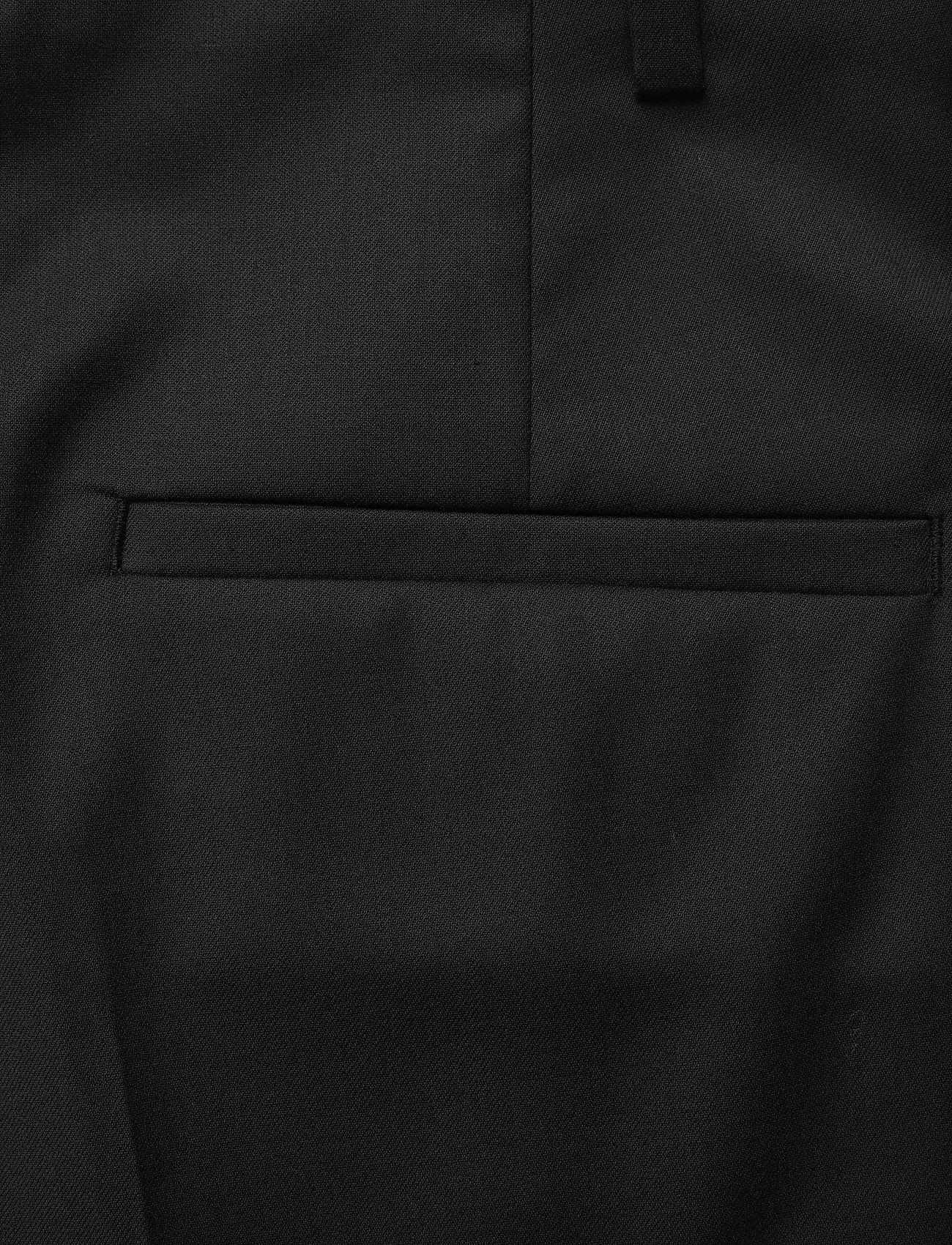REMAIN Birger Christensen - Maisy Shorts - læder shorts - black - 7