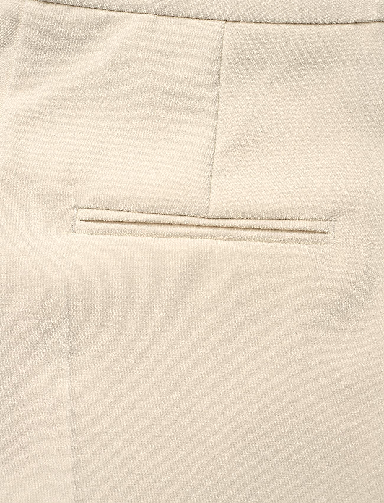 REMAIN Birger Christensen - Nadia Pants - bukser med lige ben - white asparagus - 7