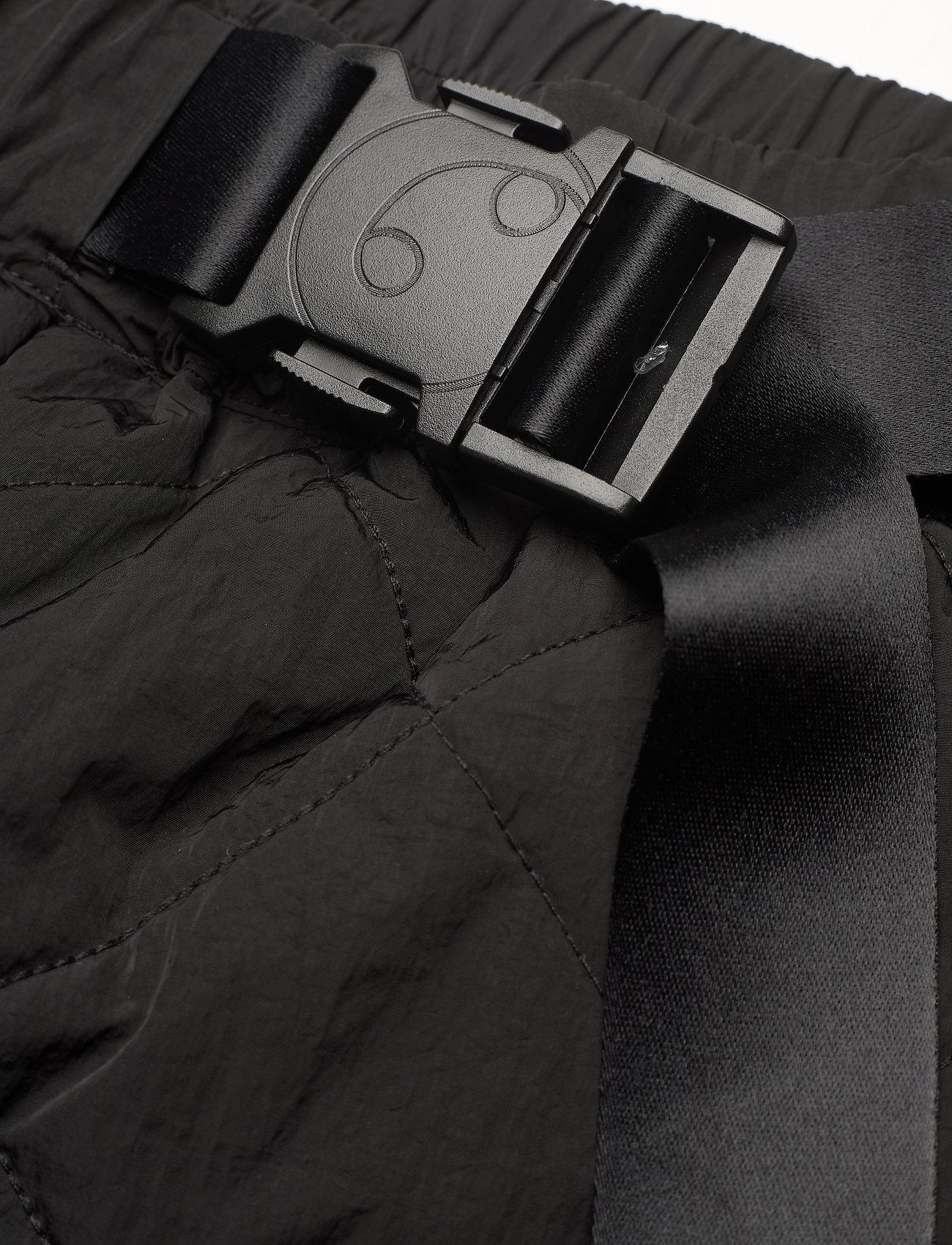 REMAIN Birger Christensen - Lola Shorts - casual shorts - black - 6