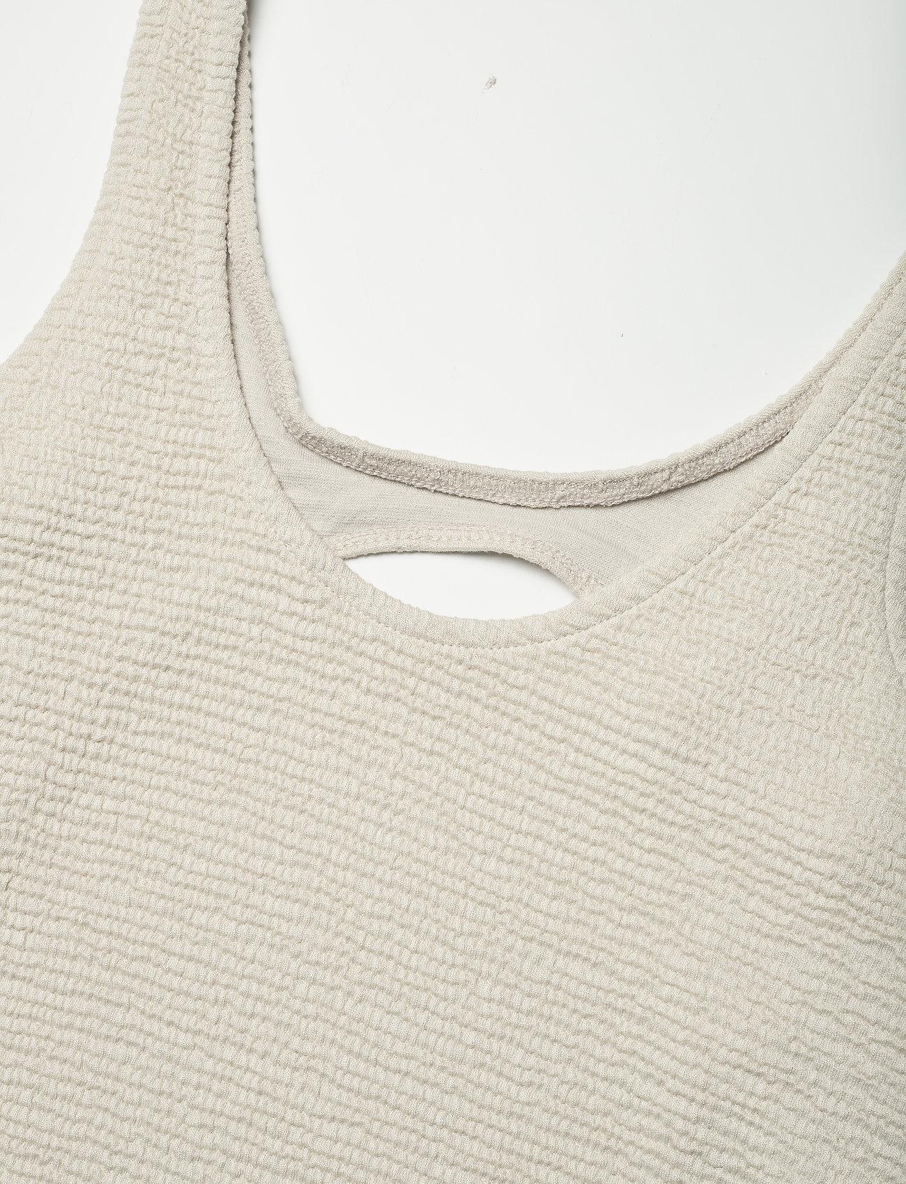 REMAIN Birger Christensen - Elvirah Dress - bodycon dresses - gravel - 2