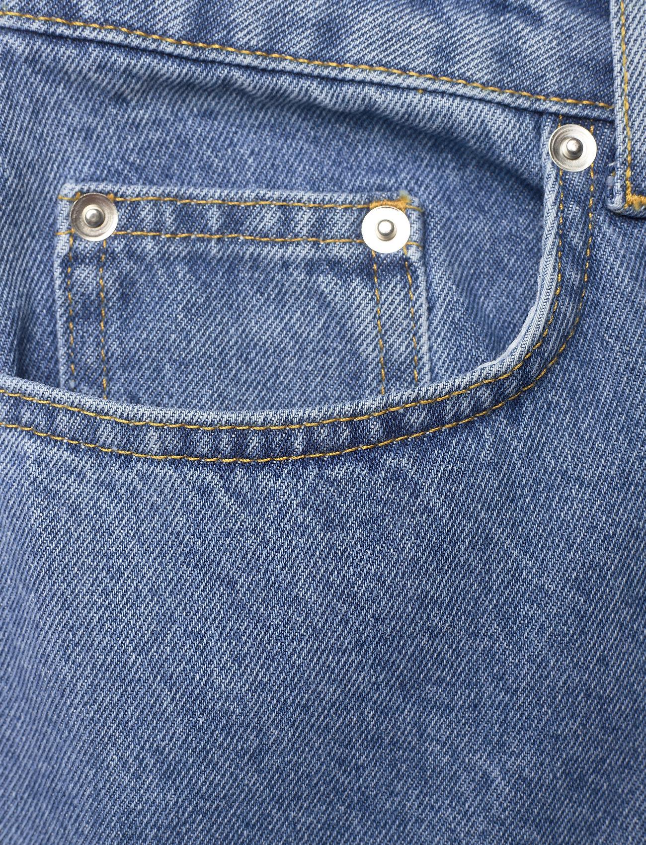 REMAIN Birger Christensen - Lynn Pants - straight jeans - light blue denim - 2