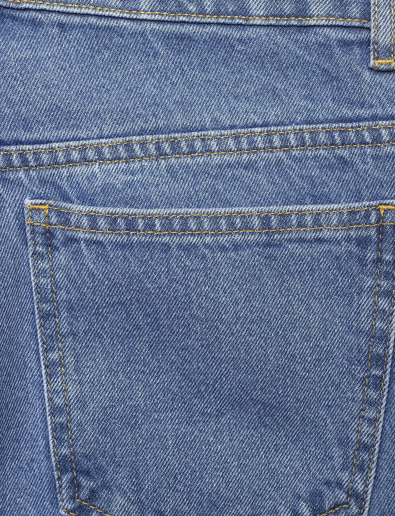 REMAIN Birger Christensen - Lynn Pants - straight jeans - light blue denim - 4
