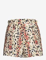 REMAIN Birger Christensen - Camille Shorts - casual shorts - leopard aop - 2