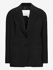 REMAIN Birger Christensen - Mandy Blazer - oversized blazere - black - 0