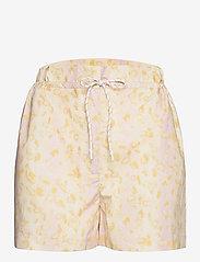 REMAIN Birger Christensen - Camille Shorts - shorts casual - leopard aop - 0