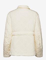 REMAIN Birger Christensen - Loraine Jacket - quiltede jakker - vanilla ice - 1