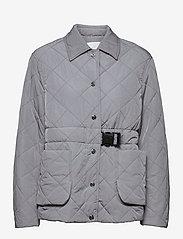 REMAIN Birger Christensen - Loraine Jacket - quiltede jakker - tradewinds - 0