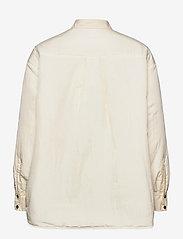 REMAIN Birger Christensen - Evy Shirt - denimskjorter - vanilla ice - 1