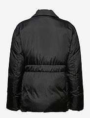 REMAIN Birger Christensen - Dalida Jacket Ribstop - forede jakker - black - 1