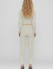 REMAIN Birger Christensen - Marisa Tights - leggings - pelican - 4