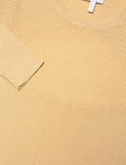 REMAIN Birger Christensen - Basel Ls Open Back - trøjer - italian straw - 2