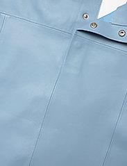 REMAIN Birger Christensen - Audrey Shirt - kortærmede bluser - ashley blue - 3